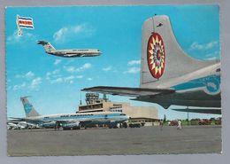 CR.- COSTA RICA. AEROPUERTO INTERNACIONAL - EL COCO -. INTERNATIONAL AIRPORT.  PAN AMERICAN. LACSA - Aérodromes