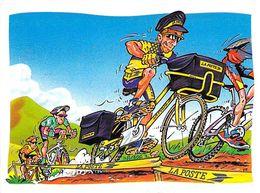 La Poste Partenaire Officiel Du VTT Depuis 1995 Carte Postale - Cyclisme