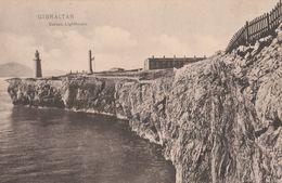 Cartolina - Postcard /  Viaggiata - Sent /  Gibilterra, Il Faro - Gibraltar