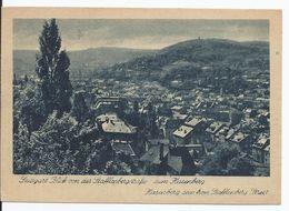 AK Stuttgart (001789) Blick Von Der Stafflenbergstraße Zum Hasenberg, Ungebraucht - Stuttgart