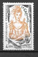 2020 - La Gravure - Unused Stamps