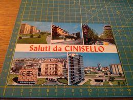 154111 SALUTI DA CINISELLO BALSAMO - Cinisello Balsamo