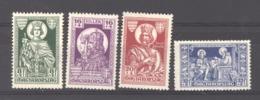Hongrie  :  Yv   428-31  ** - Nuevos