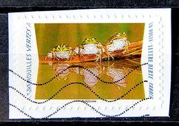 France 2020 - Grenouilles Vertes - Adhesive Stamps