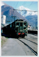 FRANCIA C.P. PICC.  PIERREFITTE-NESTALAS     TRAIN- ZUG- TREIN- TRENI- GARE- BAHNHOF- STATION- STAZIONI  2 SCAN  (NUOVA) - Treinen