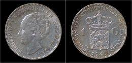 Netherlands Wilhelmina I 1 Gulden 1940 - 1 Gulden