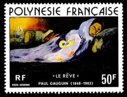 POLYNESIE 1976 - Yv. PA 113 **   Cote= 13,50 EUR - Tableau De Gauguin  ..Réf.POL25177 - Poste Aérienne