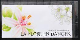 France 2019 - Souvenir Philatélique - La Flore En Danger**Sous Blister. - Souvenir Blocks & Sheetlets