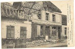 62 -  AIX-NOULETTE - Maisons Bombardées   45 - France