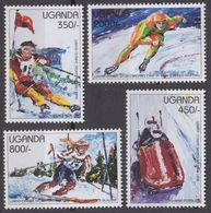 1997Uganda1901-19041998 Olympic Games In Nagano12,00 € - Invierno 1998: Nagano