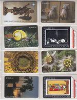 CUBA 8 Different Cards - Cuba