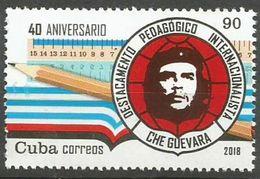 Cuba 2018 / Che Guevara MNH / Cu8722  C3-11 - Nuevos