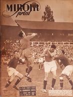 Rivista Sport - Miroir Sprint - N. 55 - 10 Juin 1947 - Books, Magazines, Comics