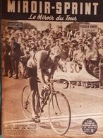 Rivista Sport Ciclismo - Miroir Sprint - N. 316 - 30 Juin 1952 - Books, Magazines, Comics