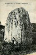 Sévérac * Menhir De La Roche à La Vache * Thème Pierre Monoltihe Mégalihe Dolmen - Frankreich