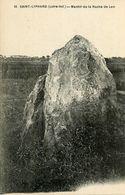 St Lyphard * Menhir De La Roche De Len * Thème Pierre Monoltihe Mégalihe Dolmen - Saint-Lyphard