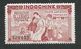 KOUANG -TCHEOU PA  N° 3  ** B - Unused Stamps