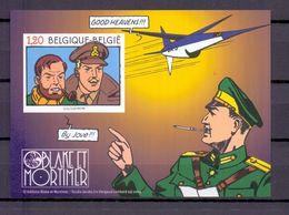 Blok 112 Blake En Mortimer Strip ONGETAND POSTFRIS**  2004 - Belgique