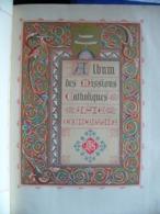 Album Des Missions Catholiques 1888 ASIE OCCIDENTALE Arabie La Mecque Terre Sainte Jérusalem Syrie Liban Arménie Bombay - Bücher, Zeitschriften, Comics