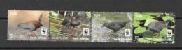 2014 MNH Cook Islands Mi 1997-2000 - Cook Islands