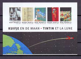 BLOK 109 KUIFJE TINTIN ONGETAND   POSTFRIS** 2004 - Belgique