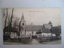Conteville  L église - Other Municipalities