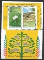 1993 MNH Indonesia Block 87, Postfris** - Indonésie