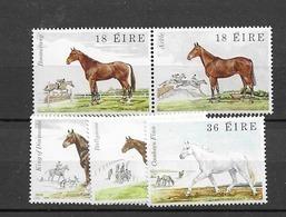 1981 MNH Ireland, Michel 449-53  Postfris** - Nuovi