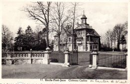 UCCLE FORT JACO : Château Carloo - Uccle - Ukkel