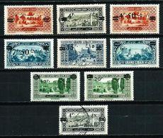 Líbano (Francés) Nº 75/83 Cat.24,10€ - Grand Liban (1924-1945)