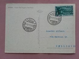 REPUBBLICA - Marcofilia - Giornata Del Francobollo - Lucca 1948 + Spese Postali - F.D.C.