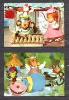Pépin La Bulle  - Lot De 8 Cartes - TV-Serien