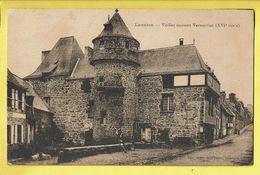 * Lannion (Dép 22 - Cotes D'Armor - France) * (Edit Réserv Mlle Pirion) Vieilles Maisons Vermerries, Old, Rare, Unique - Lannion