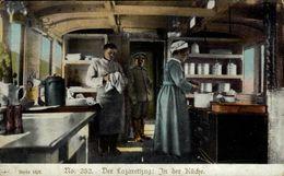 Der Lazarettzug: In Der Küche.   WWI WWICOLLECTION - Guerre 1914-18