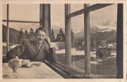 AK - Adolf Hitler - Ruhepause Im Gebirge - 1938 - Weltkrieg 1939-45