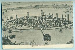 Koper, 1935, Capodistria Nel 1700, Kompletna, Ita. Znamka In žig, Benedetto Lonzar, Istra, Istria, Primorska, Obala - Slovenia
