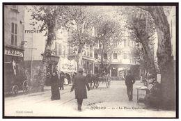 TOULON La Place Gambetta - Toulon