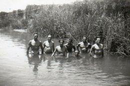 2.Militaria Algérie 1955 Commando Parachutistes En Entrainement - Guerre, Militaire