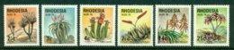 RHODESIA 1975 Mi 160-65** Succulents [DP131] - Other