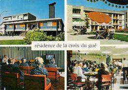 BOUGUENAIS Résidence Pour Les Anciens Du Bâtiment Et Des Travaux Publics - Bouguenais