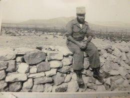 ALGERIE 1955 Tilidzen / SOLDAT MILITAIRE FRANCAIS - Guerre, Militaire