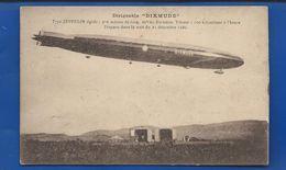 Dirigeable  DIXMUDE     Disparu Dans La Nuit Du 21 Décembre 1923 - Zeppeline