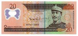 Republique Dominicaine / 20 Pesos 2009 / SUP - Dominicana