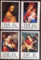 Fiji 1995 Christmas Paintings MNH - Fidji (1970-...)