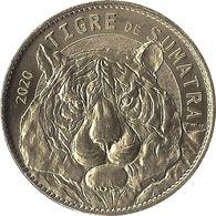 2020 AB111 - AMIENS - Zoo D'Amiens 4 (Tigre De Sumatra) / ARTHUS BERTRAND - Arthus Bertrand