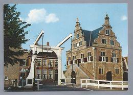 NL.- DE RIJP, Raadhuis Anno 1630. Ophaalbrug. - Monuments