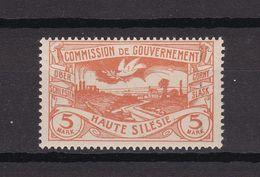 Oberschlesien - 1920 - Michel Nr. 29 - Postfrisch - 20 Euro - Coordination Sectors