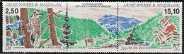 1992 St. Pierre And Miquelon Nature Conservation: Langlade Forest, Dolisie Valley Set (** / MNH / UMM) - Other