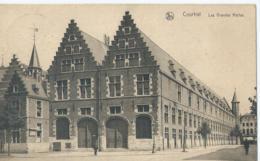 Kortrijk - Courtrai - Les Grandes Halles - Editeur H. Raes, Courtrai - 1924 - Kortrijk