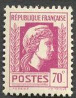 France N°635 Neuf ** 1944 - France